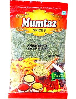 Mumtaz Spices - Anise Seed(Saunf Barik)